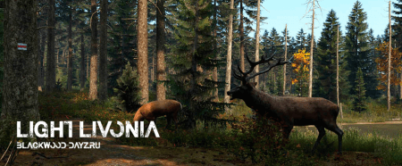 PvE Сервер BlackWood  Light Livonia